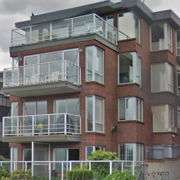 2368 Cornwall Ave, Vancouver, BC!