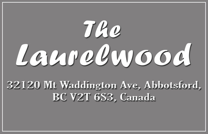 The Laurelwood 32120 MT WADDINGTON V2T 2E8