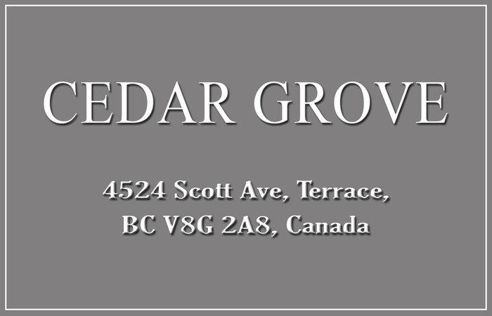 Cedar Grove 4524 SCOTT V8G 2A9