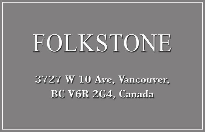 Folkstone 3727 10TH V6R 2G5