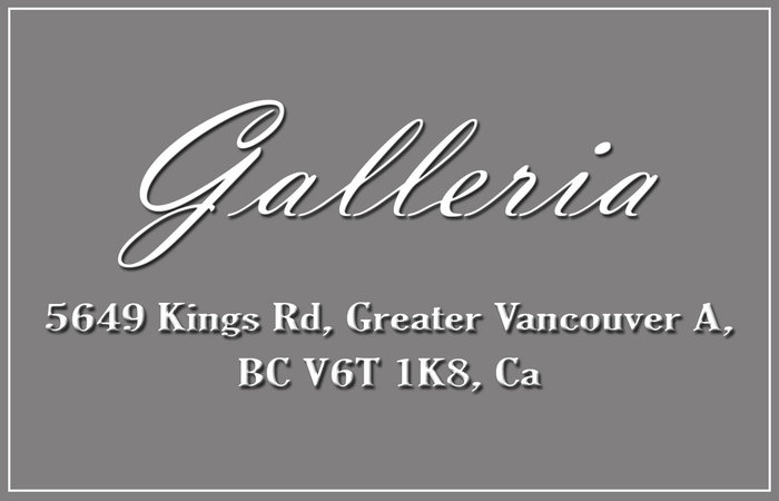 Galleria 5649 KINGS V6T 1K9