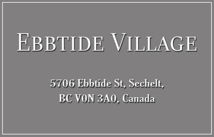 Ebbtide Village 5706 EBBTIDE V0N 3A3