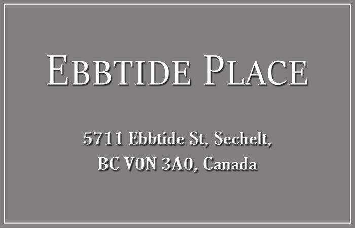 Ebbtide Place 5711 EBBTIDE V0N 3A3