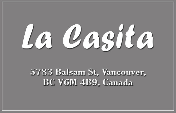 La Casita 5783 BALSAM V6M 4B8