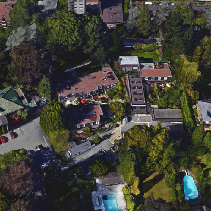1445 McRae Ave, Vancouver, BC V6H 1V1, Canada Birds Eye View!