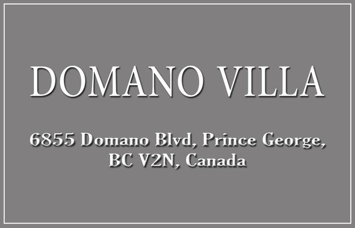Domano Villa 6855 DOMANO V2N 5C9