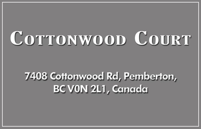 Cottonwood Court 7408 COTTONWOOD V0N 2L1