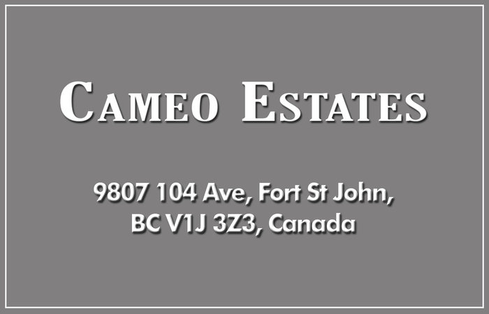 Cameo Estates 9807 104TH V1J 2K4