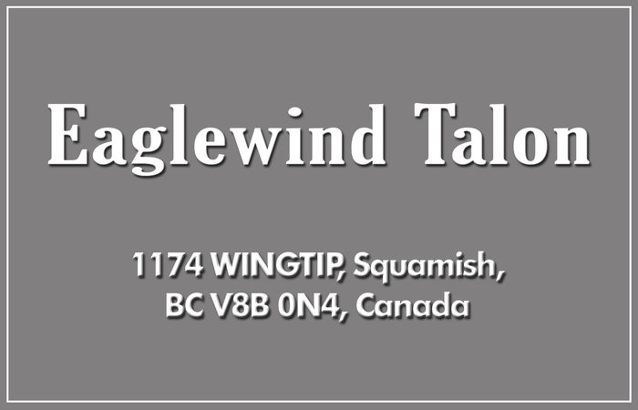 Eaglewind Talon 1174 WINGTIP V8B