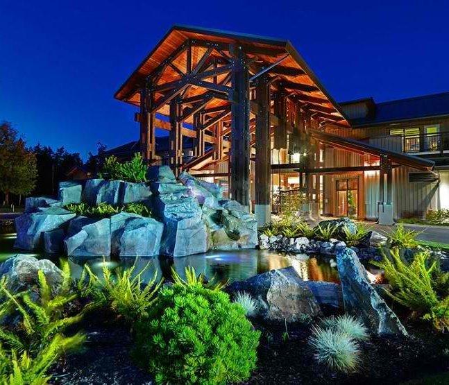 Sunrise Ridge Waterfront Resort!
