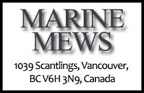 Marine Mews 1039 Scantlings V6H 3N9