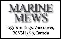 Marine Mews 1053 Scantlings V6H 3N9