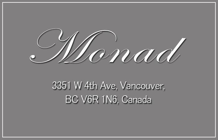 Monad 3351 4TH V6R 1N6