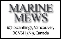 Marine Mews 1071 Scantlings V6H 3N9