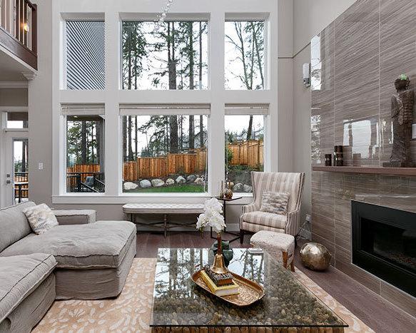 1407 Strawline Hill St., Coquitlam, BC V3E 3H1, Canada Living Area!