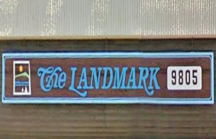 The Landmark 9805 Second V8L 4T9