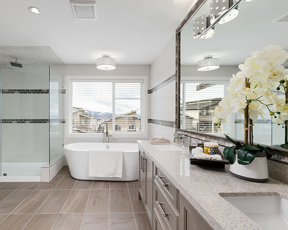 Show Home Bathroom!