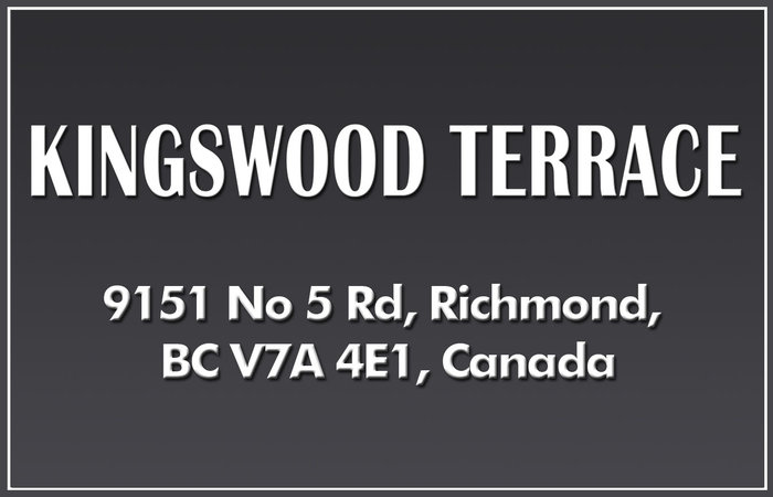 Kingswood Terrace 9151 NO 5 V7A 4E1