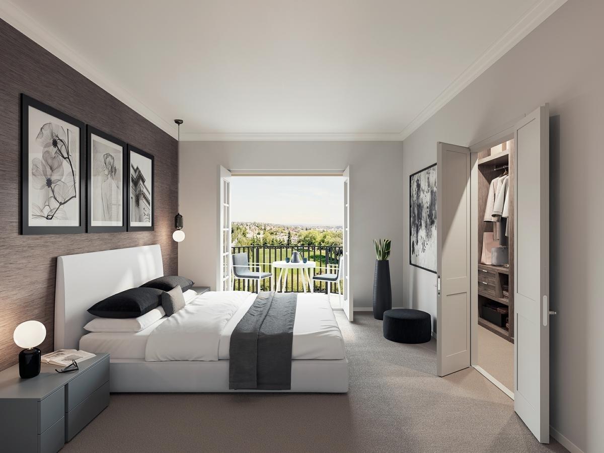 Yukon Display Suite Master Bedroom!