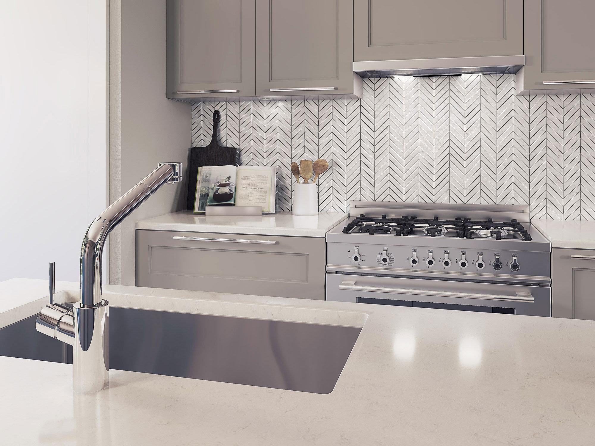 Yukon Display Kitchen!