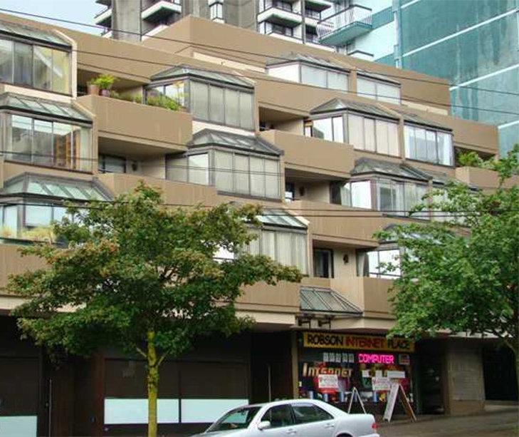 1455 Robson Street!