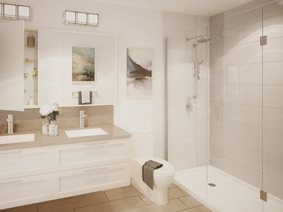 23539 Gilker Hill Rd, Maple Ridge, BC V2W 1C8, Canada Bathroom!