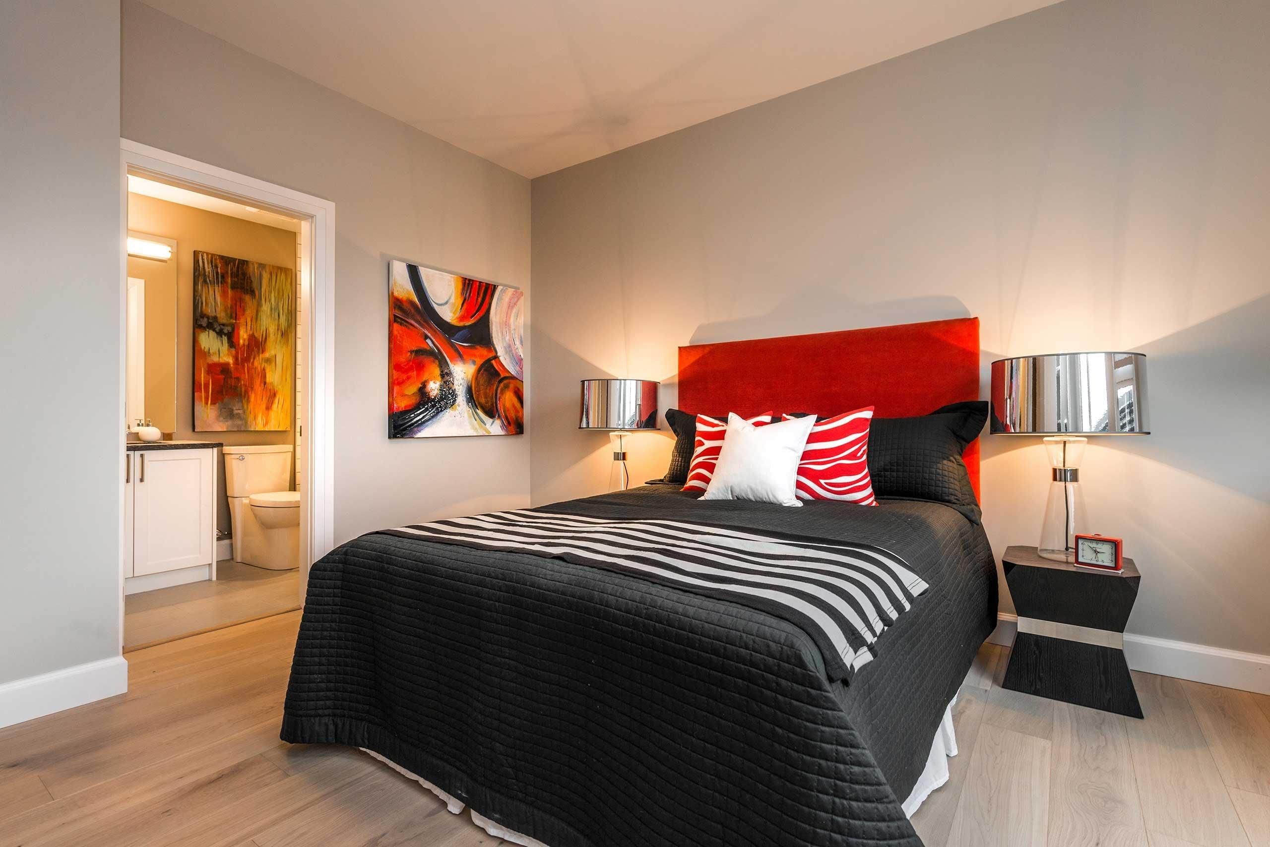 595 Pandora  Master Bedroom!