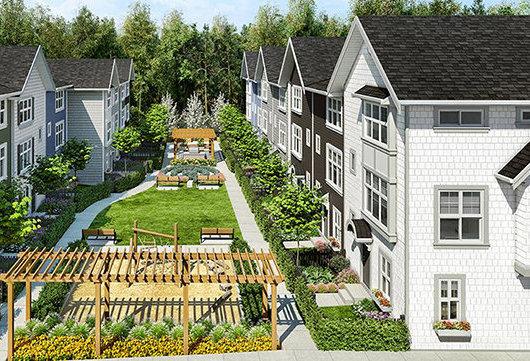 20451 84 Avenue, Langley, BC V2Y 2B7, Canada Courtyard!