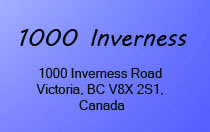 1000 Inverness 1000 Inverness V8X 2S1