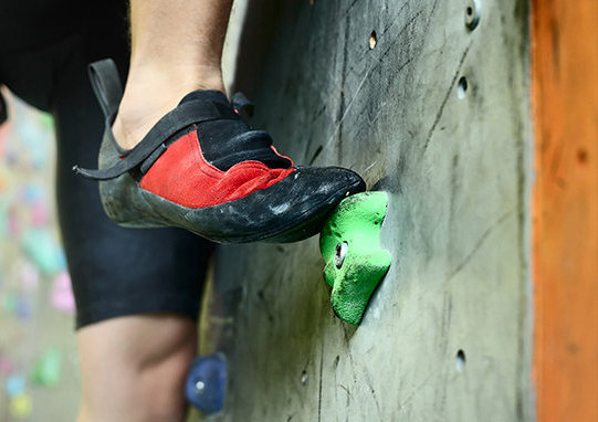 3131 Ketcheson Road, Richmond, BC V6X 0N4, Canada Rock Climbing Wall!