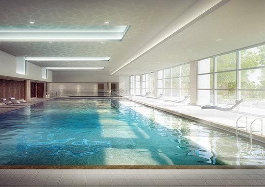 3131 Ketcheson Road, Richmond, BC V6X 0N4, Canada Indoor Pool!
