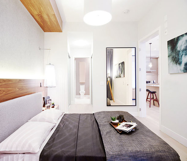 262 Salter St, New Westminster, BC V3M 0B4, Canada Bedroom!