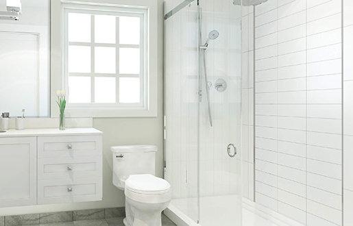 2638 Shelbourne St, Victoria, BC V8R 4L9, Canada Bathroom!