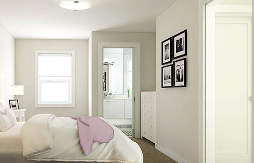 2638 Shelbourne St, Victoria, BC V8R 4L9, Canada Bedroom!