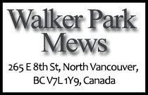 Walker Park Mews 265 8TH V7L 1Y9