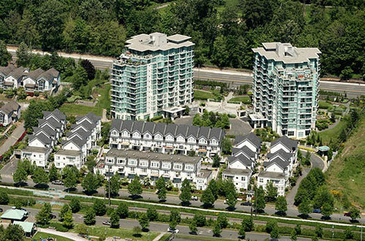 2728 Chandlery Pl, Vancouver, BC V5S 4S6, Canada Aerial View!