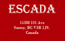 Escada 15388 101ST V3R 1J9