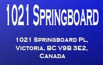 1021 Springboard 1021 Springboard V9B 3E2