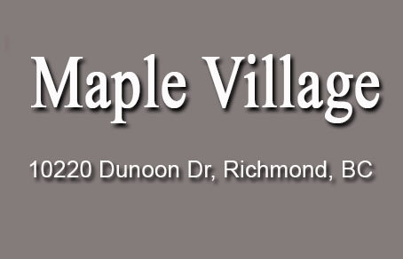 Maple Village 10220 DUNOON V7A 1V6