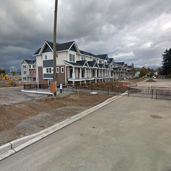2800 Allwood St, Abbotsford, BC V2T, Canada Exterior Location!