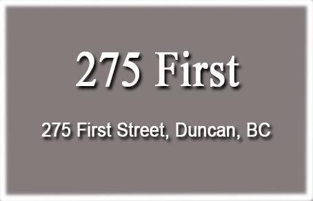 275 First 275 First V9L 1R3