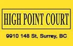 High Point Court 9910 148TH V3R 9M6