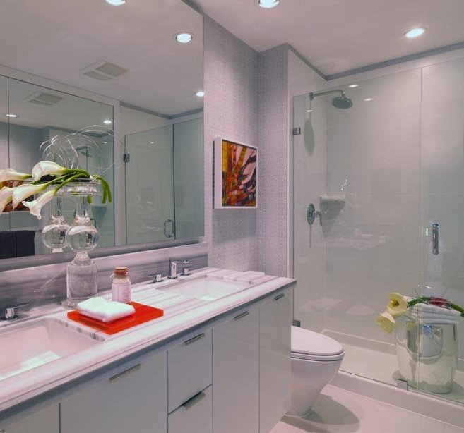 3168 Riverwalk Ave, Vancouver, BC V5S 0B8, Canada Bathroom!
