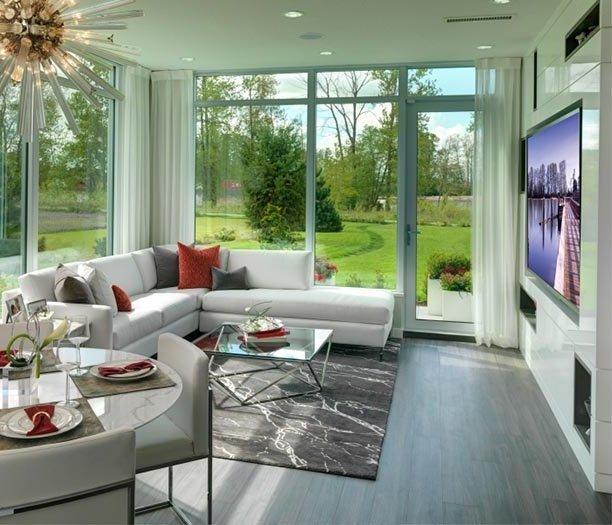 3168 Riverwalk Ave, Vancouver, BC V5S 0B8, Canada Living Area!
