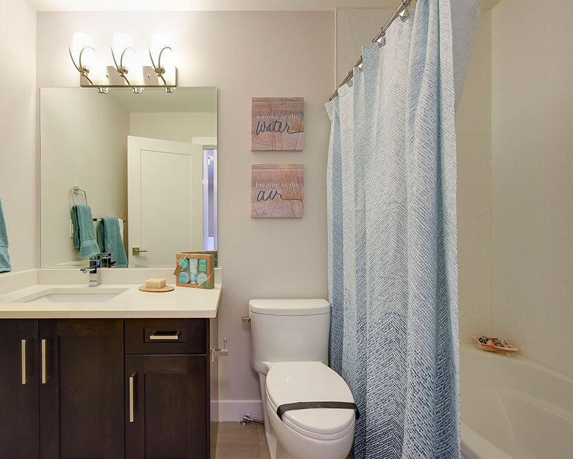 Mt. Waddington Display Home Bathroom!