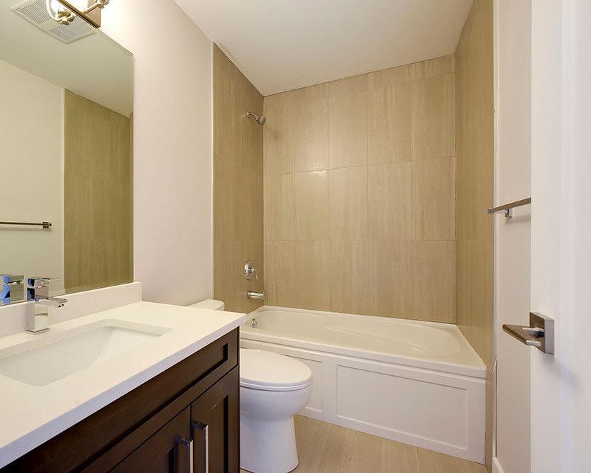 Mt. Waddington Display Home 2nd Bathroom!