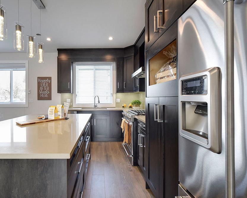 Mt. Waddington Display Home Kitchen!