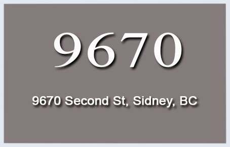 9670 Second 9670 Second V8L 3C4