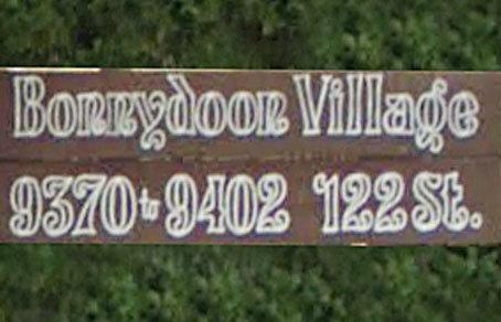 Bonnydoon Village 9394 122ND V3V 4L6