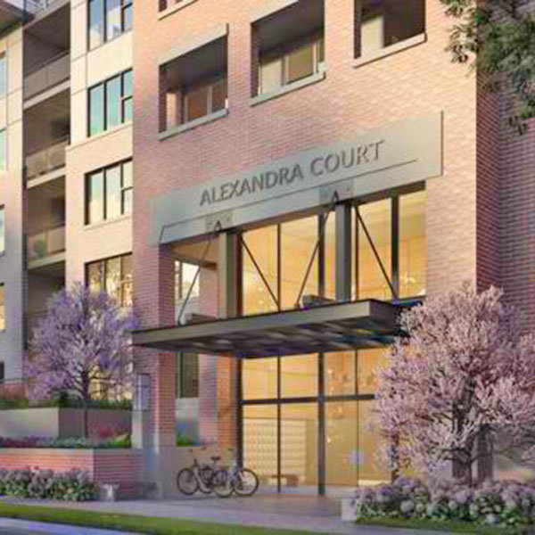 Alexandra Court by Polygon!